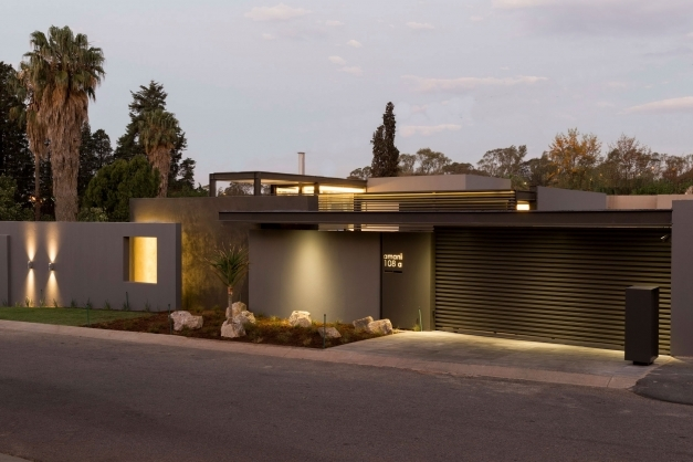 Outstanding Modern Single Story House Designs Modern House Single Story Architecture Pics