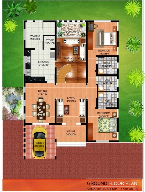 Remarkable Ground Plan Of A House House And Home Design Nurse Resume Ground Floor Plan And Elevation Image