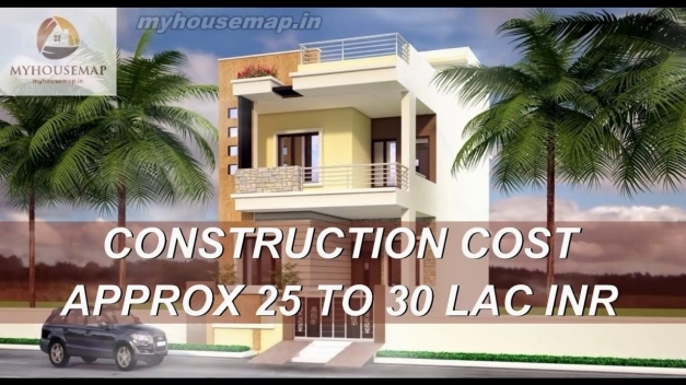 Remarkable House Design Front Elevation House 2060 Sq Ft Latest 2017 Youtube House Images 15by 45 Photos