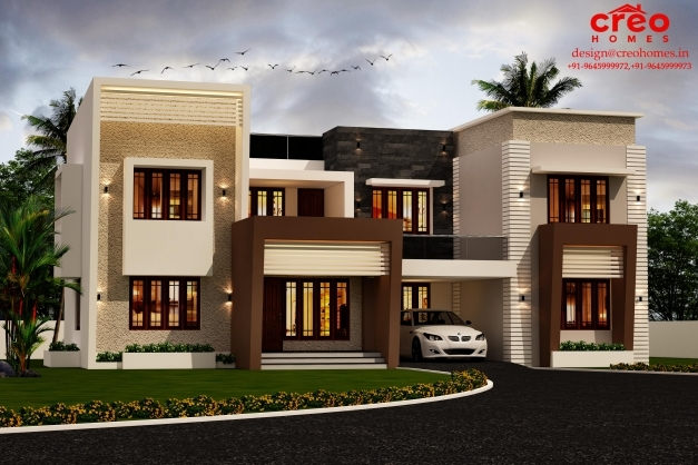 Remarkable Luxury Home Fronts Design House Front Elevations Kevrandoz Front Elevation Of Homes Picture