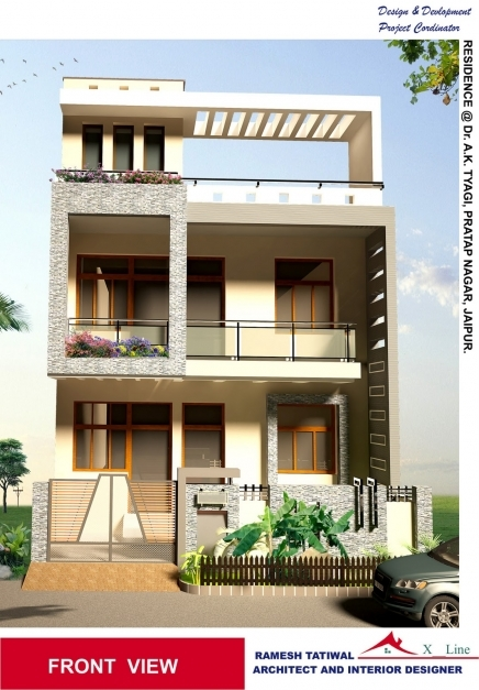 Remarkable Row Home Home Design Ideas Pictures Remodel And Decor Interior Indian Small Styles House Pic