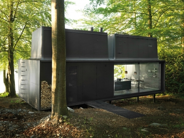 Remarkable These Minimalist Prefab Cabins Are Designed For Human Recharging Minimalist Cabins Images