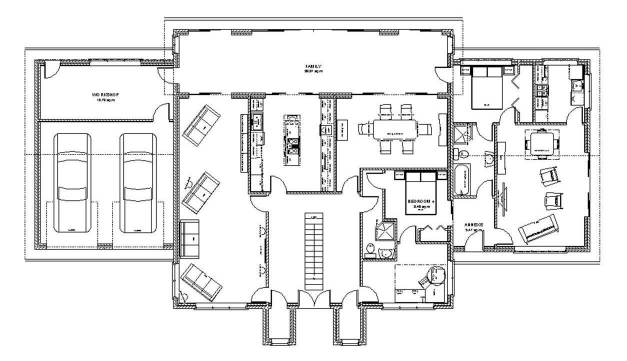 Stylish Apartment Green Home Designs Floor Plans For Bedroom With Exterior Simple Home Floor Plans Pictures