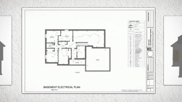 Stylish Autocad House Plans Cad Dwg Construction Drawings Youtube Autocad House Plans With Dimensions Photo