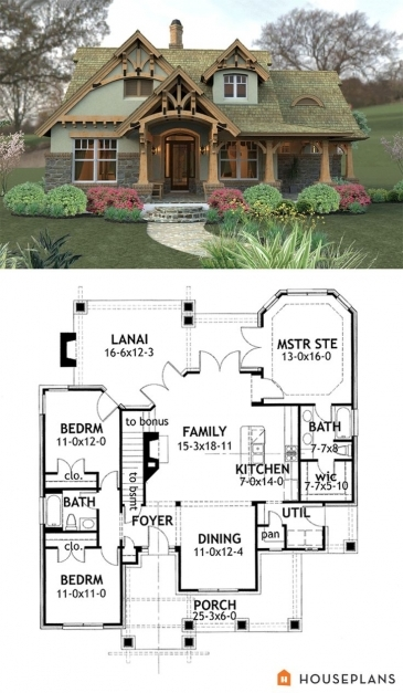 Stylish Best 25 Cottage House Plans Ideas On Pinterest Cottage Home House Images 15by 45 Picture