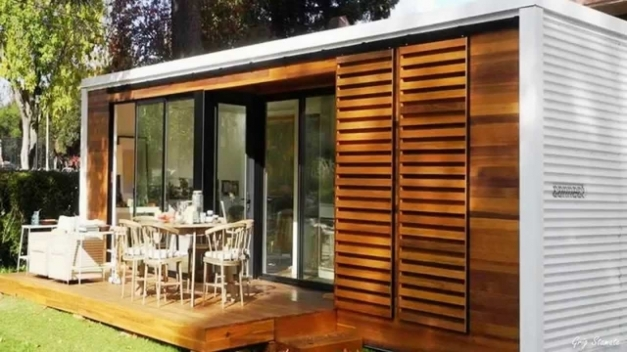 Stylish Cool Small Prefab And Modular Homes Youtube Small Prefab Homes Pictures