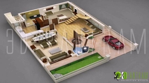 Stylish Indian Style 3d House Plans Youtube 3d House Plans Indian Style Pic