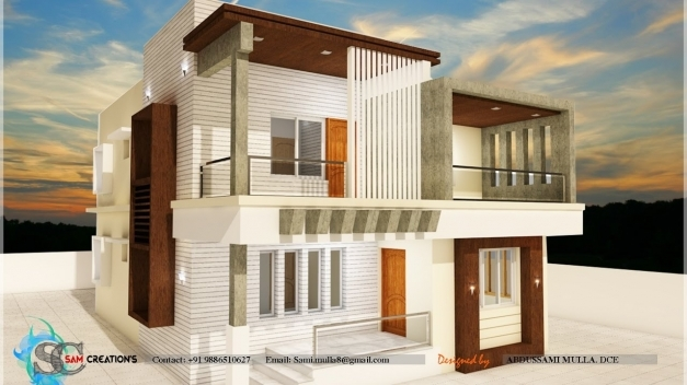 Wonderful Architecture Speed Built Modern House Design Youtube Architectural Design Of Residential Building Photo