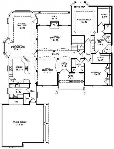 Wonderful Cottage House Plans Houseplanscountry Open Floor Plan Also 3 3 Bedroomed Cottage House Plans Photos