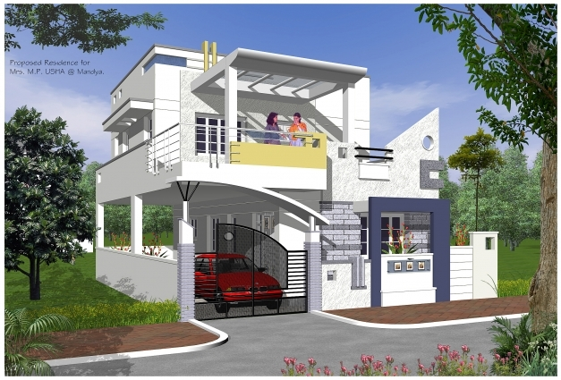 Wonderful Home Exterior Design Photos India Home Wall Decoration Home Design Plans With Photos In India Pics
