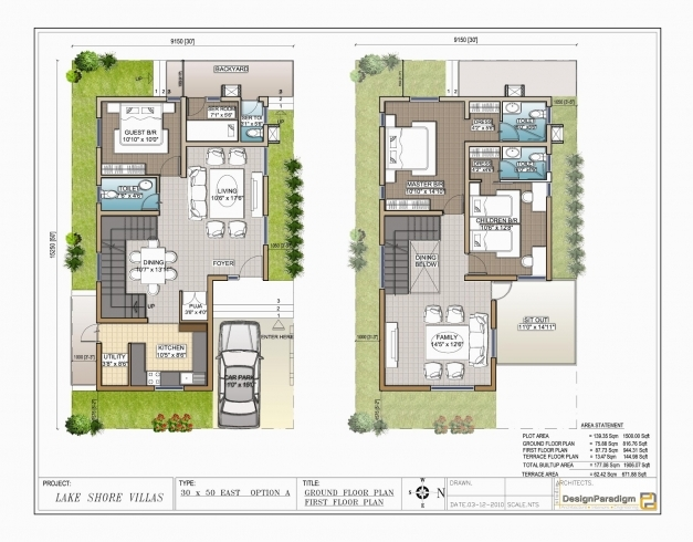 Wonderful House Plan East Facing Home Plans India Building Online 25 X 50 15×50 House Map Pics