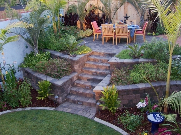 Amazing Attractive Landscaping Ideas For Slopes Bistrodre Porch And Backyard Slope Landscaping Ideas Photo