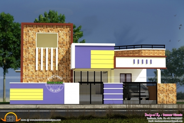 Amazing Tamilnadu House Front Design Photos Tamil Nadu Home Plans With Small Floor House Plans In Tamilnadu Image