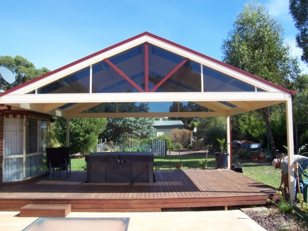 Awesome 22 Pergola Plans With Roof Pergola Plans With Pitched Roof Pitched Roof Pergola Designs Photos