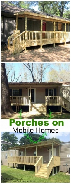 Awesome Best 25 Mobile Home Porch Ideas On Pinterest Manufactured Home Mobile Home Porch Ideas Picture