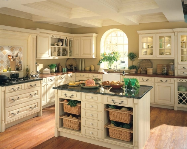 Awesome Country Kitchen Design Pictures The Home Design Country Kitchen Kitchen Design Country Style Image