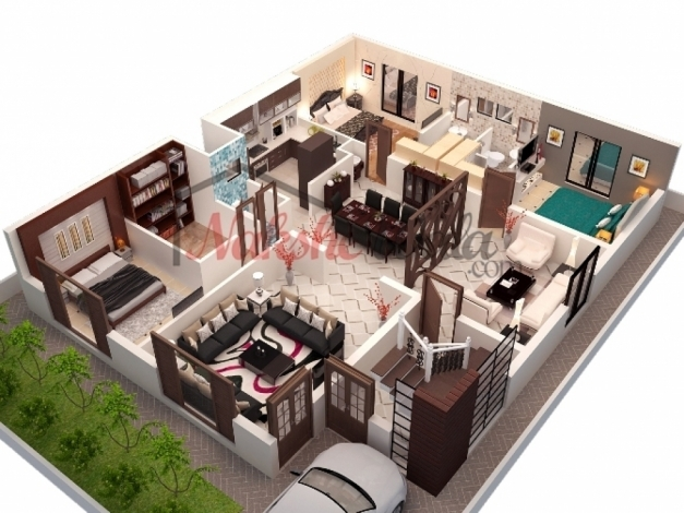 Awesome Home Design Plans Floor House Plan Customized Best Creative Home Design Plans Indian Style 3d Pictures