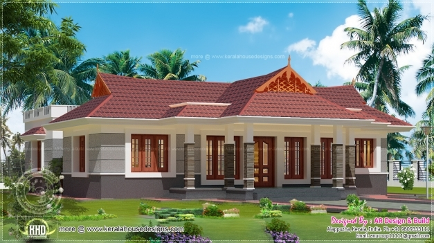Awesome Nalukettu House In 1600 Square Feet House Design Plans Small Nalukettu House Picture
