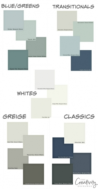 Best Cabinet Paint Color Trends And How To Choose Timeless Colors 2017 Behr Paint Colors Pictures