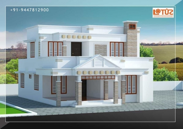 Delightful Kerala Home Designs House Plans Elevations Indian Style Models Kerala Houses Design Pic