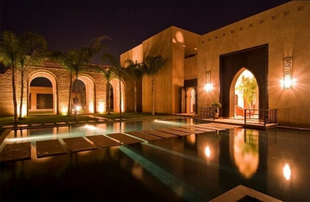 Fantastic Moroccan Palace Moroccan Architecture Style Youtube Moroccan Style Homes Pics