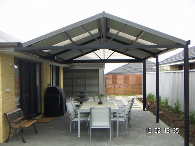 Fascinating Gazebo Roof Styles Tags Magnificent Pitched Roof Pergola Kits Pitched Roof Pergola Designs Photo