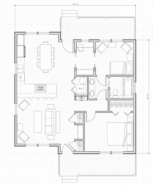 Incredible 1000 Square Foot House Plans New Small House Plans Under 1000 Sq 1000 Sq Foot House Plans Picture