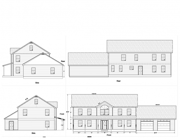 Incredible House Plan House Plans Elevation Floor Plan North Arrow Model House Plan And Elevation Picture