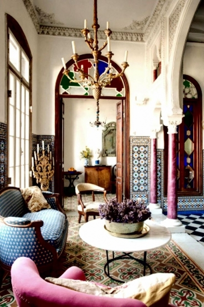 Inspiring Best 25 Moroccan Living Rooms Ideas On Pinterest Moroccan Moroccan Style Homes Pics