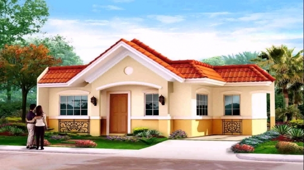 Inspiring Bungalow House Design With Floor Plan In The Philippines Youtube Bungalow House Plans Image