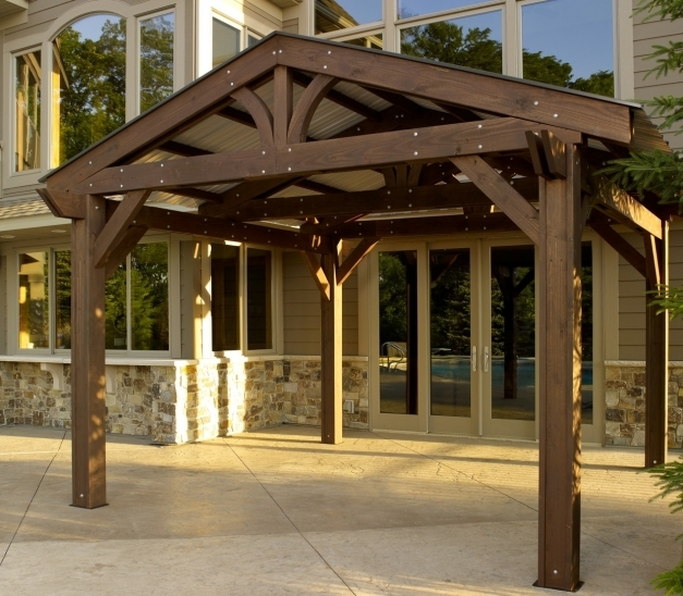 Marvelous Pergola Pitched Roof Champsbahrain Pitched Roof Pergola Designs Images