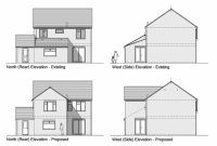 Marvelous Terrific Plans And Elevations Of Houses Images Best Inspiration Best House Plan Elevation Image