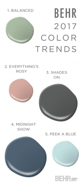 Outstanding Best Wall Paint Color For 2017 Collection Behr Trends Images 2017 Behr Paint Colors Pic