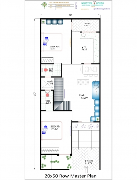 Remarkable 15x50 House Plans House Decorations 15x50house Plan With Images Photo