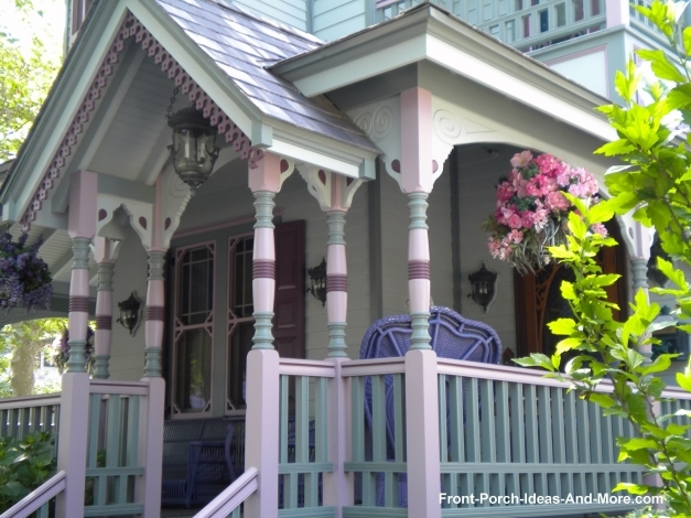Remarkable Use Paint To Enhance The Look Of Your Porch Youtube Painted Porch Ideas Pics