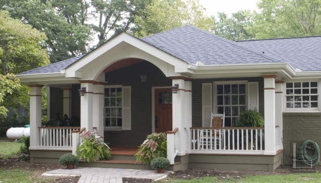 Stunning Exterior Nice Home Exterior Design With Front Porch Designed With Modern House With Front Porch Picture
