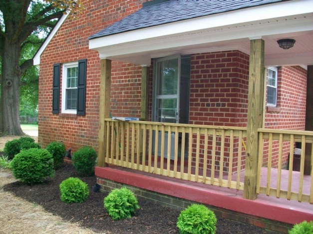 Stunning Stair Front Porch Railing Ideas Home All Furniture Front Porch Porch Rail Designs Images