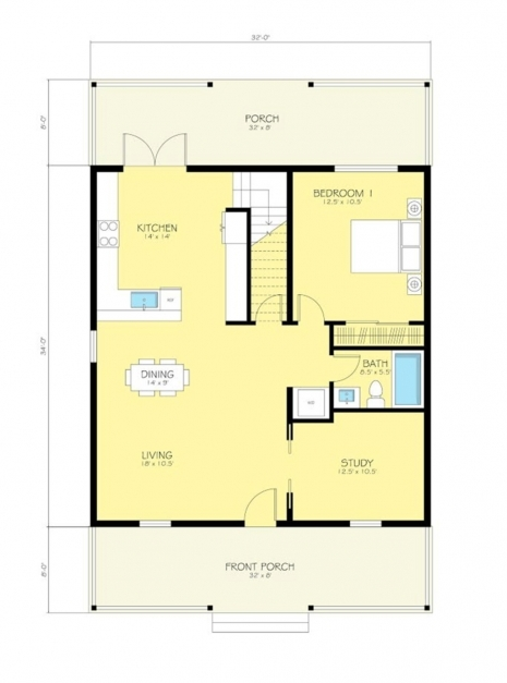 Stylish 1100 Square Feet House Design Homes Zone 1100 Square Feet House Plans Photos