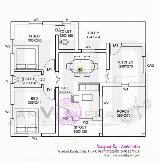 Wonderful 30 60 House Plans In India Modern Cool Corglife X Floor Plan 15x50house Plan With Images Pic