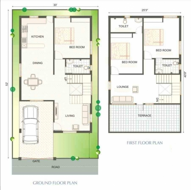 Wonderful Sq Ft Apartment Floor Plan Superb Square Foot House Plans Indian Indian House Plans For 750 Sq Ft Pictures