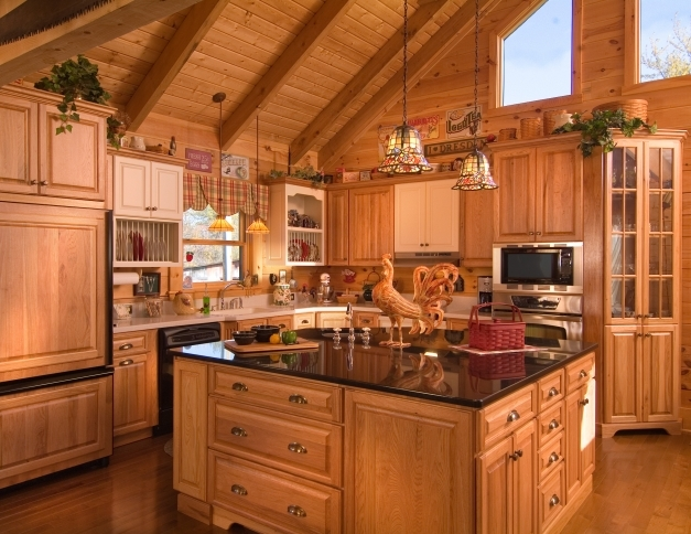 Marvelous Log Home Furniture Pictures Of Log Cabin Kitchens Contemporary Log Cabin Kitchen Pictures Images