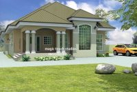 Outstanding Sumptuous Design Ideas 4 House Designs And Floor Plans Ghana Bungalow House Photos Ghana Pic