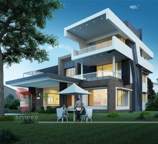 Outstanding Wonderful Ultra Modern House Plans Designs Cool And Best Ideas 4295 Ultra Modern House Plans Photo