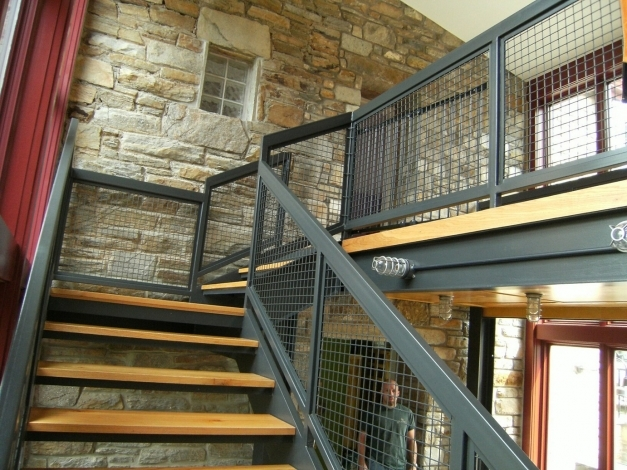 Stylish Indoor Stair Railing Ideas Pictures Indoor Stair Railing Ideas Pics