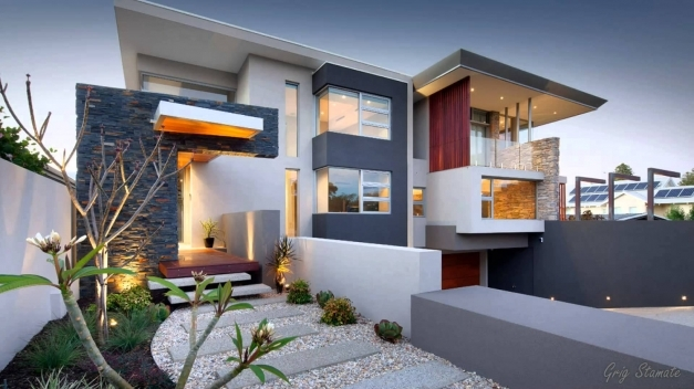 Stylish Stunning Ultra Modern House Designs Youtube Ultra Modern House Plans Pictures