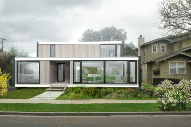 Awesome Modern Connect Homes Latest Affordable Green Prefab Design Kaf Modern Contemporary Modular Homes Pictures