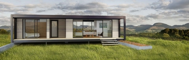 Delightful The Excellent Prefab Homes Affordable Awesome Ideas For You Within Modern Contemporary Modular Homes Pic