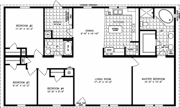 Fantastic 1400 Sq Ft House Plans 1600 Sq Ft House Plans India 1400 Sq Foot Indian House Plans For 1500 Square Feet Pic