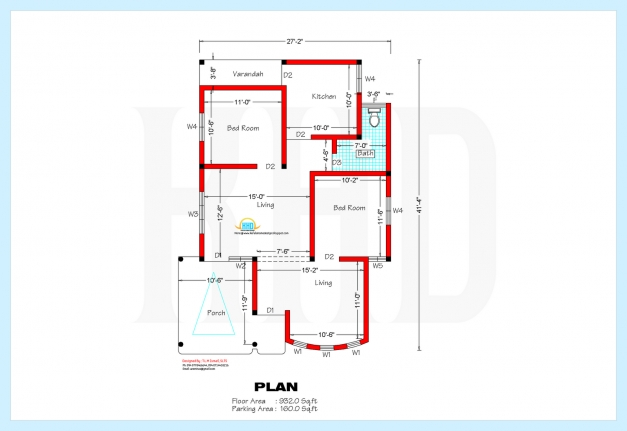 Outstanding 1000 Sq Ft House Plans 3 Bedroom Indian Style Modern House Plan 1200 Sq Ft House Plans Indian Style Photo