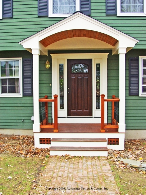 Remarkable Small Porch Decorating Ideas Back Front Designs Home At Christmas Small Porch Designs Picture